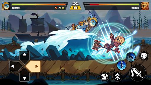 Brawl Fighter - Super Warriors Fighting Game  screenshots 13