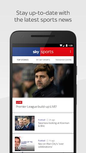 Sky Sports International 1.0.0 Screenshots 1