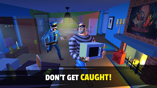 Robbery Madness 2: Stealth Master Thief Simulator Mod Apk 2.0.9 (Unlimited Money) 4