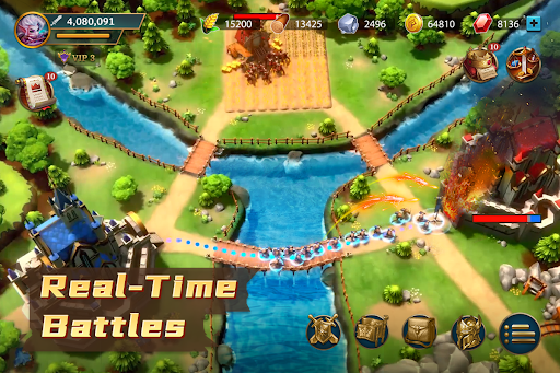 Empires Mobile 1.0.27 Screenshots 13