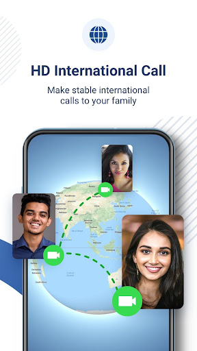imo free video calls and chat  Screenshots 5