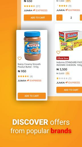 JUMIA Online Shopping 7.2 Screenshots 5