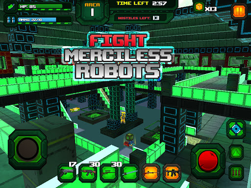 Rescue Robots Sniper Survival 1.101 screenshots 13