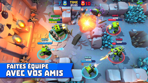 Tanks A Lot! - Realtime Multiplayer Battle Arena APK MOD (Astuce) screenshots 3