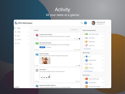 Citrix Workspace 20.11.0 Screenshots 14