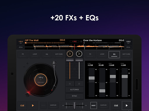 edjing Mix - Free Music DJ app 6.46.01 Screenshots 10