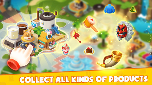 Bingo Town - Free Bingo Online&Town-building Game android2mod screenshots 4