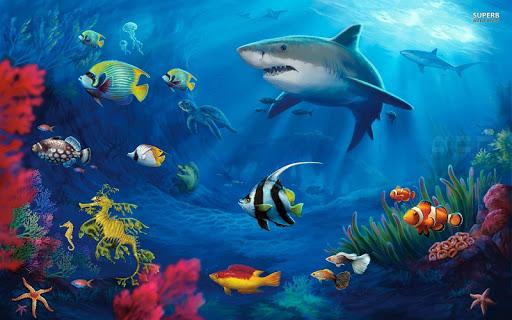 Underwater Jigsaw Puzzles apktreat screenshots 2