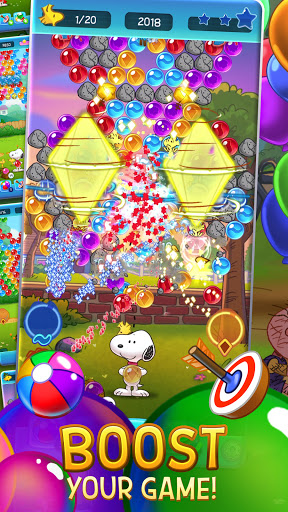 Bubble Shooter: Snoopy POP! - Bubble Pop Game 1.56.002 screenshots 10