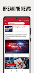screenshot of Opera News: Breaking Local & US Headlines