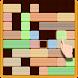 Block Slide - Wood & Jewel Falling - Androidアプリ