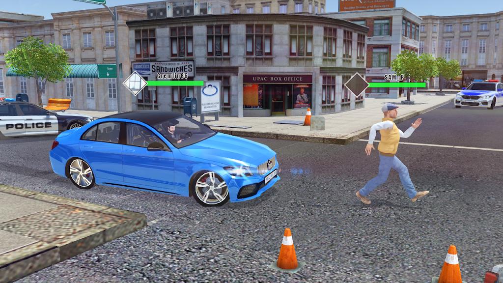 City Crime Online  poster 3