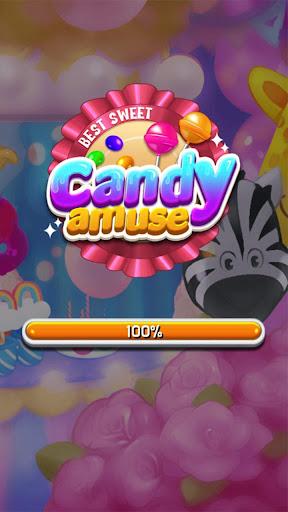 Candy Amuse: Match-3 puzzle  screenshots 1