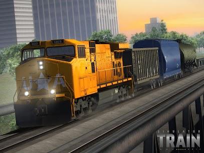 Train Simulator PRO 2018 Mod Apk 1.5 (Unlimited Money) 13