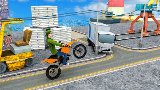 Stunt Bike Racing Game Tricks Master  🏁  screenshots 1