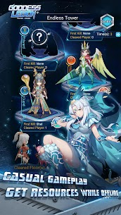 Goddess Legion: Silver Lining – AFK RPG 4