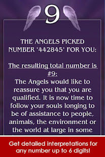 Angel Number Signs