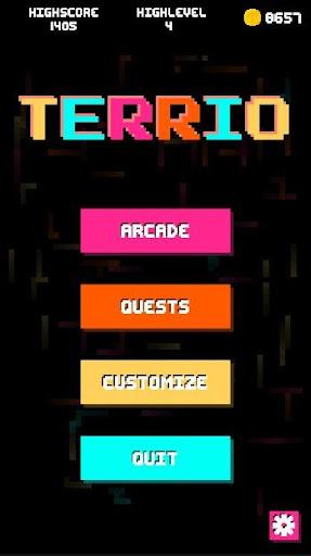 Terrio  screen 0