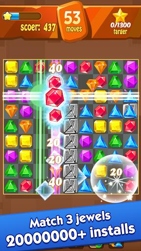 Jewels Classic - Jewel Crush Legend 4.1.1 screenshots 1