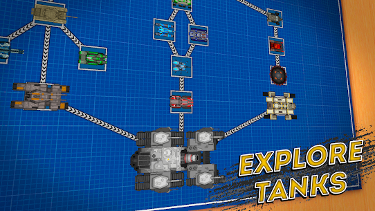 Tanks Defense Mod Apk Release 2.5.0 (A Lot of Money) 4