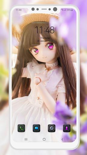 Doll Wallpaper apktram screenshots 7