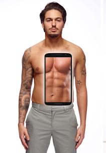 Sexy body photo changer prank 4