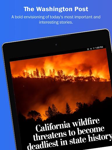 Washington Post Select 1.28.0 Screenshots 9