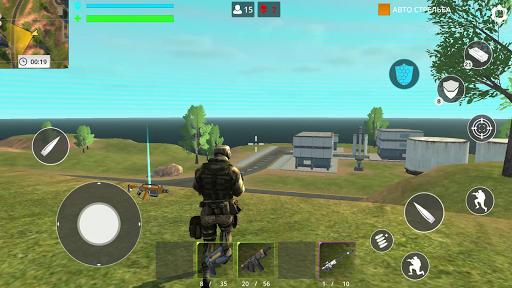 Battle Royale Fire Force Free: Online & Offline screenshots 2