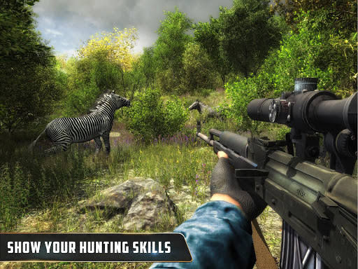 Wild Animal Hunting : Jungle Sniper FPS Shooting 1.11 screenshots 13