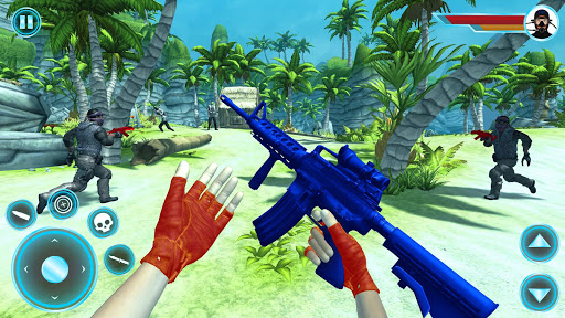 Underwater Counter Terrorist: Shooting Strike Game android-1mod screenshots 1