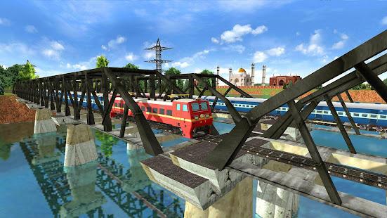 Indian Train Simulator 2018 - Free 1.16 Screenshots 4