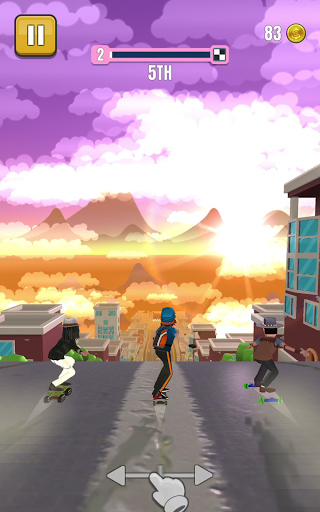 Faily Skater 2  screenshots 13
