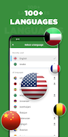screenshot of TranslateZ - Camera, Photo & Voice Translator