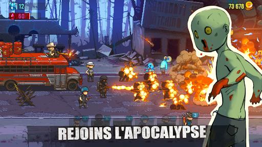 Dead Ahead: Zombie Warfare  APK MOD (Astuce) screenshots 3