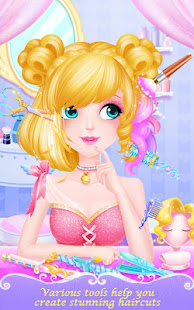 Sweet Princess Hair Salon 1.1.1 Screenshots 8