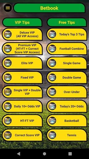 Vip betting tips for today