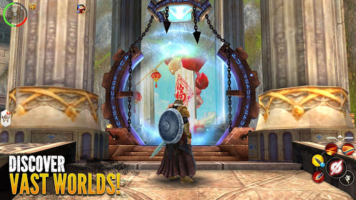 Order & Chaos 2: 3D MMO RPG 3.1.3a de.gamequotes.net 5