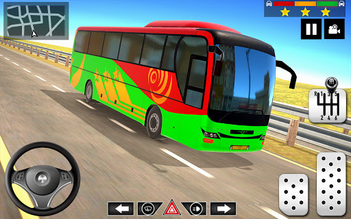 Mountain Bus Simulator 3D  screenshots 6