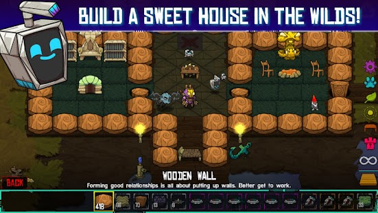 Crashlands: Story-driven Crafting ARPG Screenshot