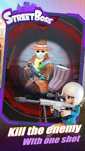 Street Boss : Shootout Mod Apk
