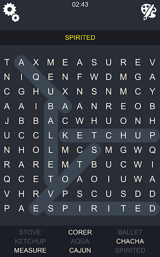 Word Search Epic 1.3.3 screenshots 8