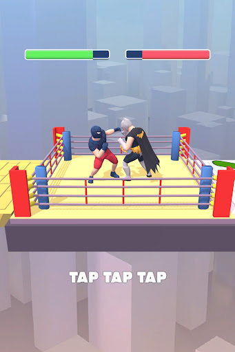 Superhero Run - Epic Transform Race 3D  screenshots 11