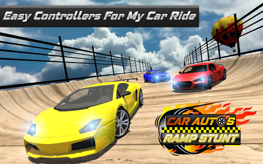 gt car autos driving game stunts screenshot 2