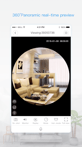 V380 Pro 1.3.1 screenshots 1