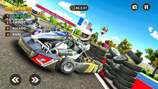 Ultimate Go Kart Racing Games 2021 : Kart Valley 1.0.1 screenshots 4