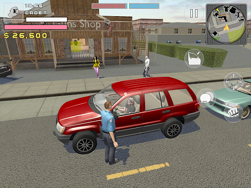 Police Cop Simulator. Gang War  Screenshots 9