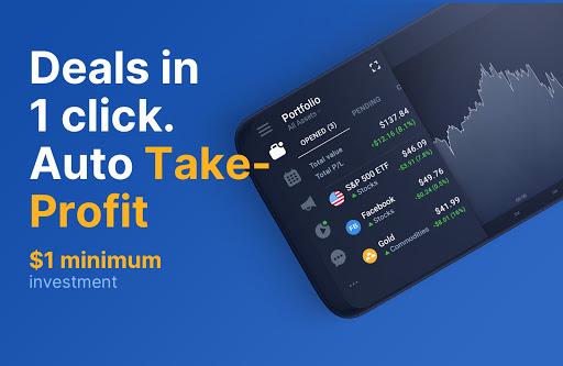 IQ Option u2013 Online Investing Platform apktram screenshots 3