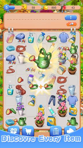 Merge Town : Design Farm  screenshots 3
