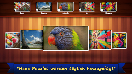 Puzzle des Tages Screenshot