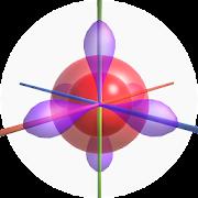Virtual Orbitals 3D Chemistry